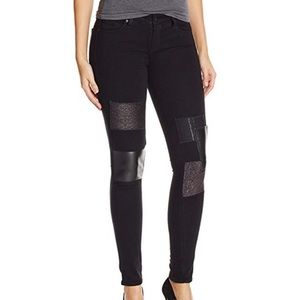 Paige Verdugo Ultra Skinny black Jeans jeggings